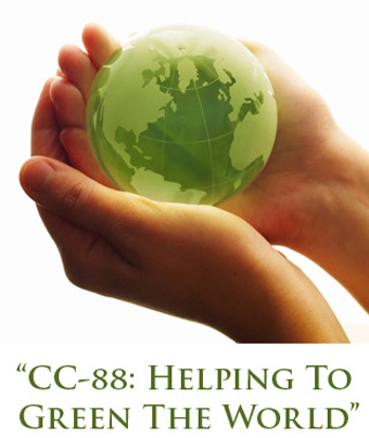 CC-88 Helping to Green the World
